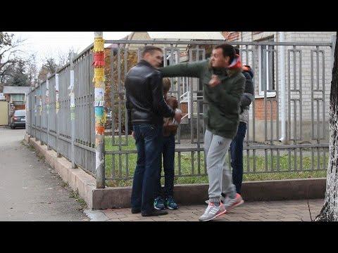 Соц.эксперимент №2 Спаивание ребенка / The welding of the child