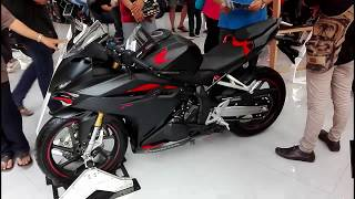 CBR 250 RR Black, CBR 150 new Stripping Wiining RED dan CRF 250