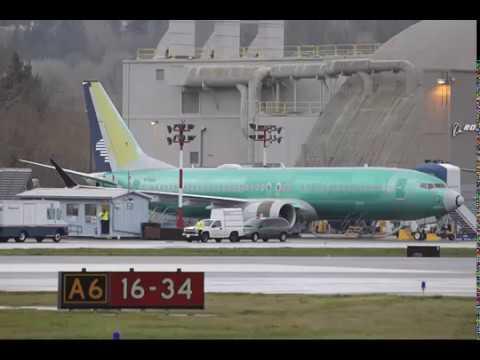 Aeroméxico incorporan 90 aviones Boeing 737-8 MAX y Boeing 737-9 MAX
