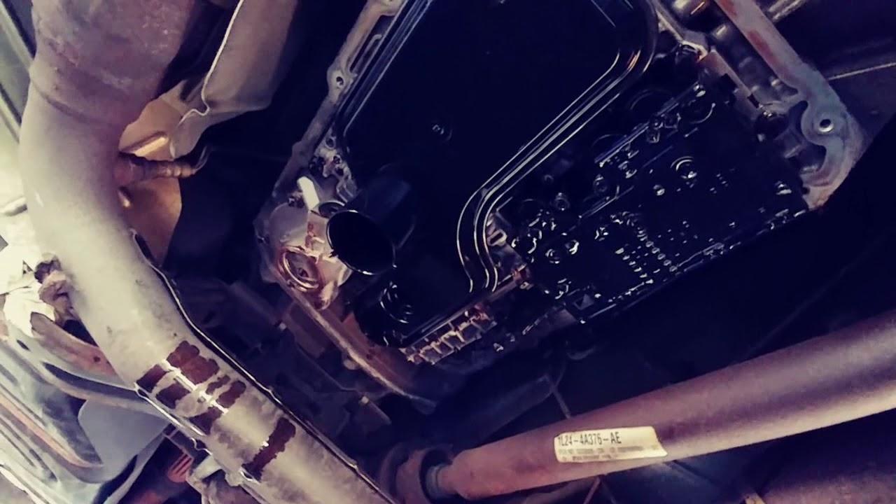 5r55s ford explorer 02 05 filter solenoid pack removal [ 1280 x 720 Pixel ]