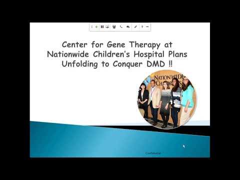 [Webinar] PART 2: Gene Therapy for Duchenne - Nationwide Children's Hospital - September 2017