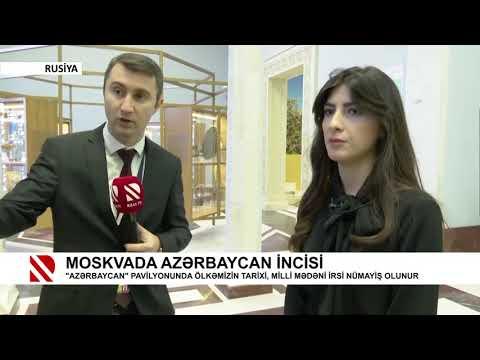 Павильон Азербайджана на ВДНХ