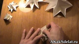 Как из бумаги сделать дерево