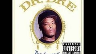 Dr. Dre - The Day the Niggaz Took Over