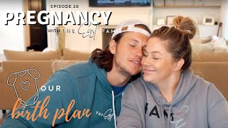 child birth plan | the east family
