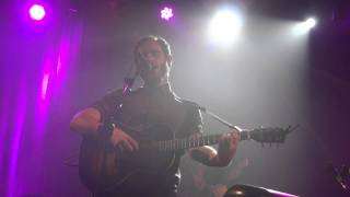 James Vincent McMorrow - From The Woods - Anson Rooms Bristol - 11.02.12