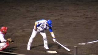 '08/05/29江藤智 最後の市民球場