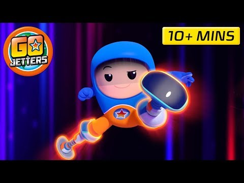 Cool Click Ons - Go Jetters: Best Bits