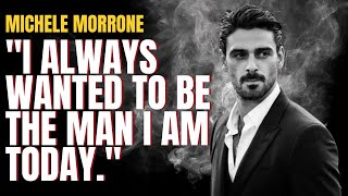 Michele Morrone On Becoming The Man He Wanted To Be | 365 Days Star Don Massimo