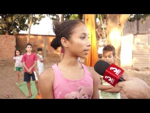 Projeto leva arte circense às crianças carentes de Cuiabá