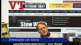 Ambassador Lee Wanta, Stew Webb, AllDAYLIVE, Will P. Wilson, MediaCific,