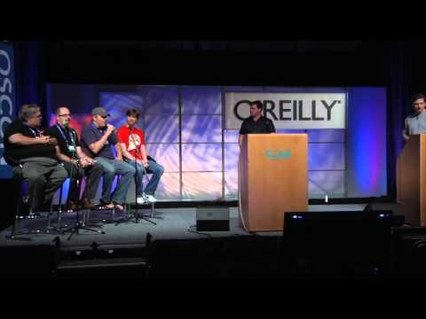 OSCON 2010:  Sam Johnston and Benjamin Black,