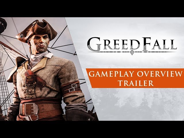 GreedFall (видео)