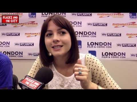 Catrin Stewart Doctor Who Interview, Jenny Flint