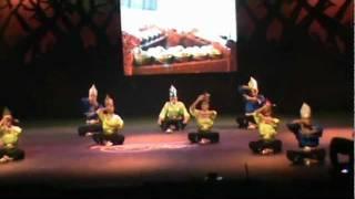 Tarian Pacik - JKKN NEGERI SEMBILAN (INSPITARI 2011)