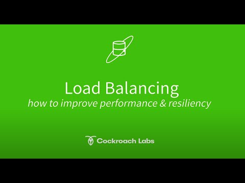 How to use a load balancer