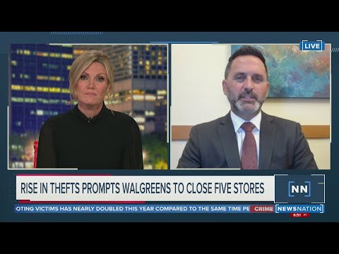 Theft-plagued Walgreens closing 5 more San Francisco stores