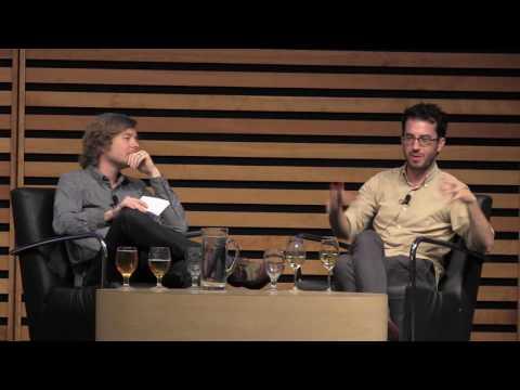 Jonathan Safran Foer   Sept. 9, 2016   Appel Salon