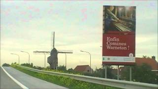 Nice Pair Film, A day trip to Belgium and France.wmv