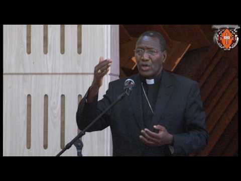 CaPEIA 2017 - Bishop Alfred Rotich