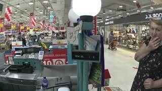 Обед бомжа в Грузии . Что можно купить на 5 $ США в грузинском супермаркете.