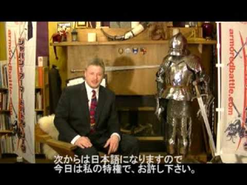 中世甲冑騎士たちによるスポーツバトル「STEEL!~バーチャル・コロシアム!」開催!