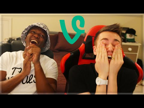 Thumbnail: REACTING TO SIDEMEN VINES AGAIN!!