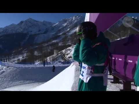 The Ice Stream With Roy & HG - Day 1 (Sochi 2014 Winter Olympics)