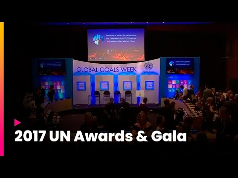 2017 Hult Prize Global Finals & Awards