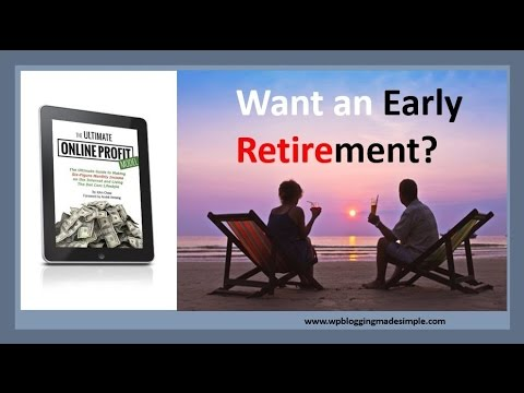 Want an Early Retirement?