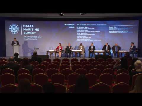 Malta Maritime Summit 2016 - Day 3 (part 1)
