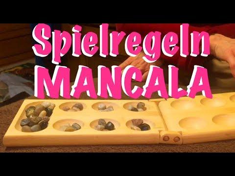 Mancala Spielanleitung