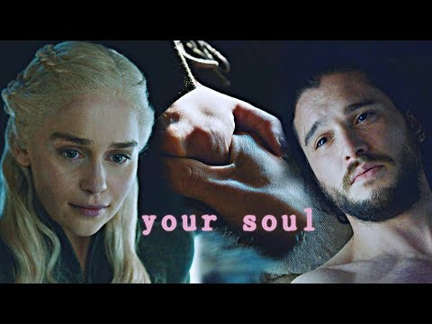 Jon + Daenerys | your soul (+7x06)