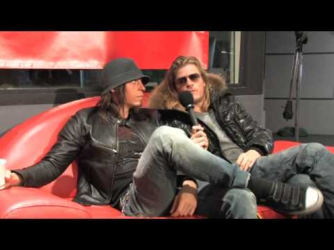 Puddle Of Mudd - Interview (Last.fm Sessions)