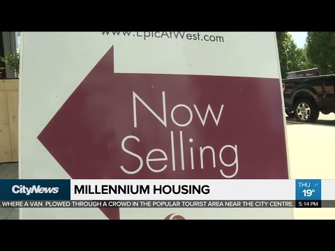 Millennials hanging onto dream of home ownership: report