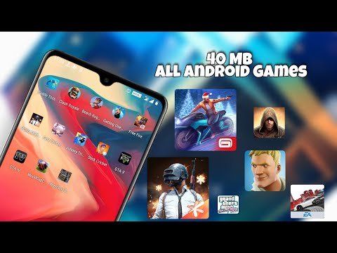 [40 MB] Play All Android Games In 40 MB Without Downloading||All Your Favorite Android Games