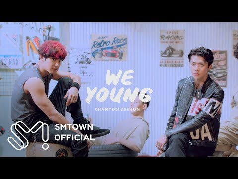 STATION X 0 찬열 CHANYEOL X 세훈 SEHUN We Young MV Teaser