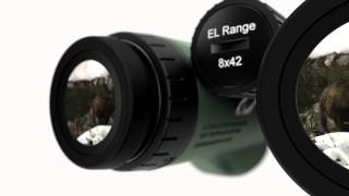 SWAROVSKI OPTIK: The new EL Range binoculars with rangefinder – THE PEAK OF PERFECTION