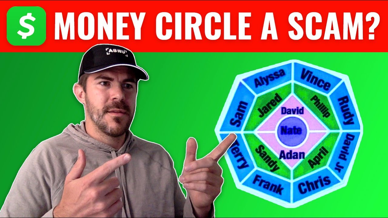 Are Cash App Money Circles a Scam? - YouTube