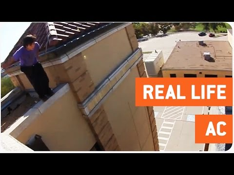 Insane Parkour Skills   Real Life Assassin's Creed