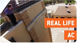 Insane Parkour Skills | Real Life Assassin's Creed
