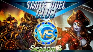 Vulcan vs Kali - Duel Club 1v1 #6 - Smite(Hello everybody and welcome to this amazing game of one of the most powerful gods of Smite. Kali is just such a nasty opponent to fight and it takes a great ..., 2016-05-20T14:08:29.000Z)