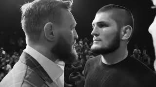 What Conor McGregor Said To Khabib & Ali When They Faced Off