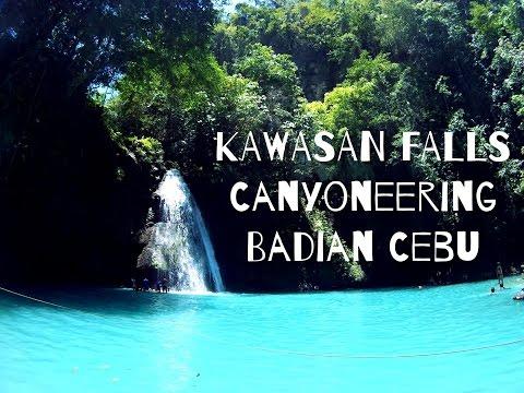 Kawasan Falls Canyoneering Experience Badian Cebu