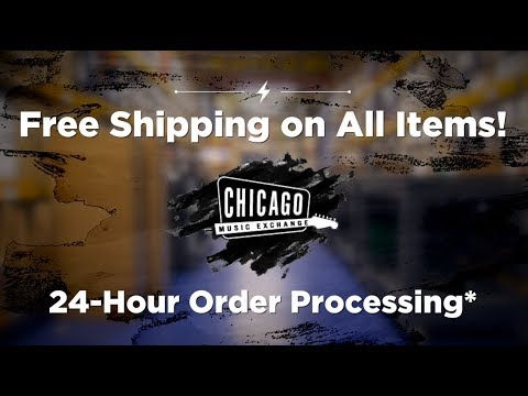 Chicago Music Exchange: A Black Friday Warehouse Tour