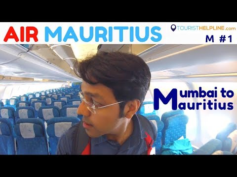 India to Mauritius | Mauritius Visa | Important docs | Air M