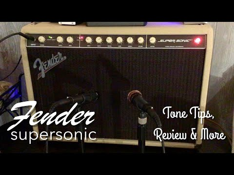 Fender Super-Sonic: Review, Tone Tips & More