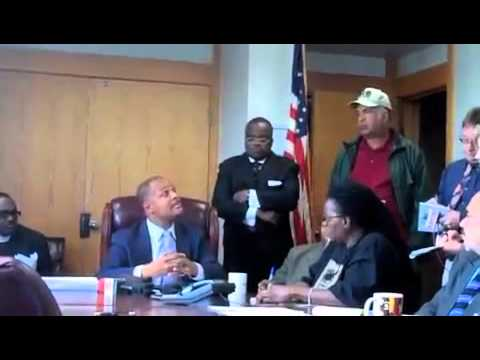 East St  Louis fight for minority employment