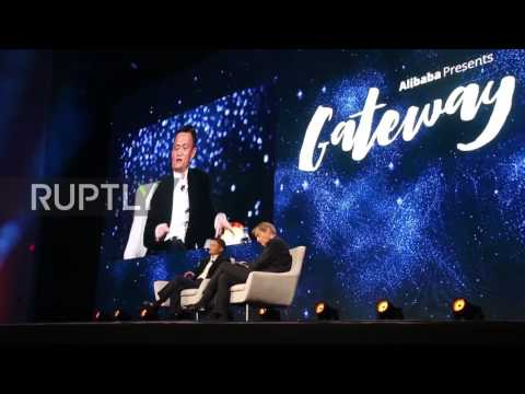 USA: Alibaba exec Jack Ma warns about the dangers of 'artificial intelligence'