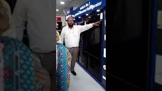 Video Jammu ISD Kanavdeep demonstrating Haier's new 8 in 1 convertible BMR download MP3, 3GP, MP4, WEBM, AVI, FLV Oktober 2018
